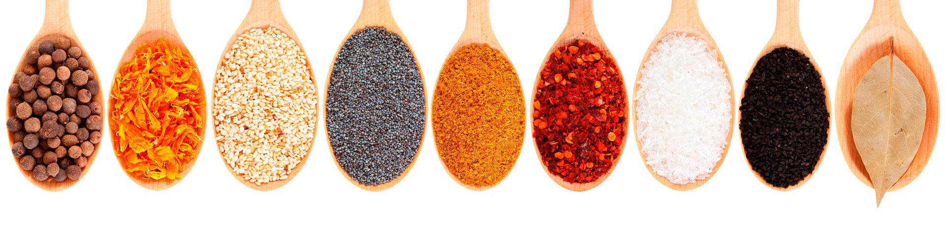Paprika et épices